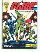 Gi Joe Comics Magazine 2 high grade Digest Size relist  MBX56