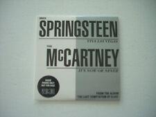 Bruce Springsteen/Paul McCartney: Viva Las Vegas/It's Now or Never (NME PromoCD)