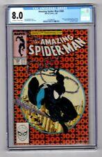 Amazing Spider-Man #300 Origin & 1st Appearance Venom CGC 8.0 Marvel Comics 1988