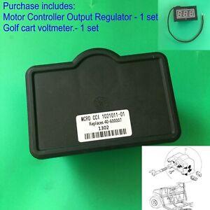 Club Car DS MCOR Accelerator 1021011-01 2001-2004 Electric Golf Carts Regulator