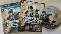 PS3 TOM CLANCY'S GHOST RECON FUTURE SOLDIER - UK PAL VERSION