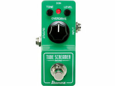 Ibanez TSMini Overdrive Guitar Effect Pedal