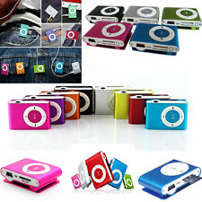 8GB SPORTS MP3 Player & USB Flash Drive Clip Micro SD TF Card -Carry Anywhere