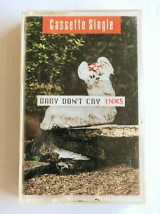 INXS - BABY DON'T CRY - Cassette INXMC20