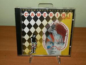 ALBERTO CAMERINI - ROCKMANTICOLLECTION CD MUSICA USATO SICURO