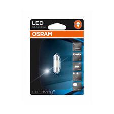 OSRAM LAMPADE LED SILURO - 12V 1W - 6431CW-01B - 6000K - 31mm -(targa/abitacolo)