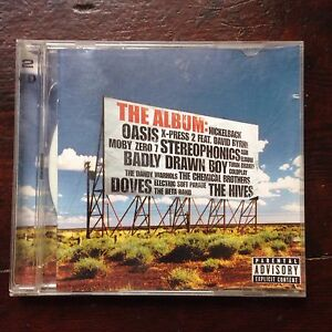 Various Artists The Album  CD