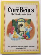 The Witch Down The Street Vintage 1983 Care Bears HC Book Parker Brothers OOP