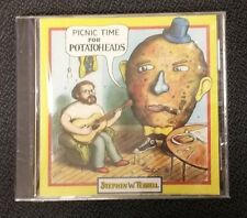 PICNIC TIME FOR POTATOHEADS Stephen W. Terrell NEW Music CD Free Shipping SEALED