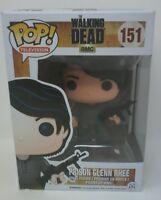 Funko Pop Television The Walking Dead AMC #151 Prison Glenn Rhee Vinyl Figure
