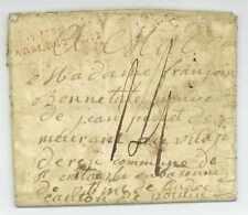 No 34 ARM. D'ITALIE Bologna 1806 Armeebrief Napoleon Soldatenbrief
