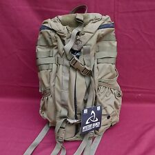 NEW Mystery Ranch 3 Day Assault Pack TriZip COYOTE BROWN MEDIUM NEW