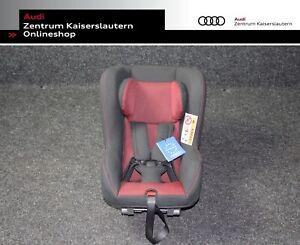Audi Kindersitz 9 Monate bis 3,5 Jahre Misanorot/Schwarz 4L0019902DEUR