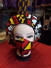 Ankara Sleep Bonnet And Mask