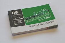 Saunablock 2018 Rheinland-Pfalz - Saarland