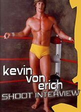 Kevin Von Erich Shoot Interview Wrestling DVD,  WCCW