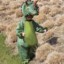 Triceratops Dinosaur Boys Kids Animal Fancy Dress Book Day Costume 18mnths-2yrs