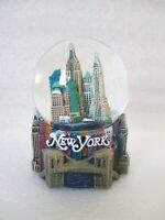 New York Schneekugel Skyline Liberty Snowglobe Souvenir (227)