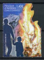 Spanish Andorra 2019 MNH Crema del Mai Popular Culture 1v Set Traditions Stamps