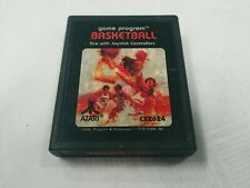 Basketball Game Cartridge for the Atari 2600 Game System