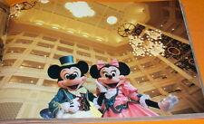 MAGIC - KISHIN SHINOYAMA at Tokyo Disney Resort photo book japan land sea #0420