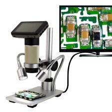 HDMI 1080p Digital Electric Industrial Inspection Microscope PCB Repair Camera