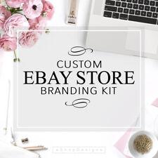 EBAY STORE Starter Kit | Ebay Seller Custom Logo | Ebay Store Icon & Banner