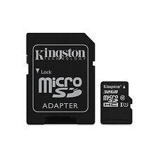 Kingston Technology Canvas Select 32gb MicroSD Uhs-i Klasse 10 Speiche Sdcs/32gb