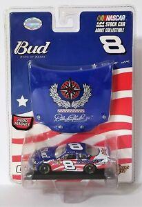 2007 Winners Circle #8 Dale Earnhardt Jr Hood Magnet Budweiser 1:64 Monte Carlo