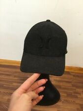 Hurley FlexFit Baseball Cap Fitted Black-gray Size S-M