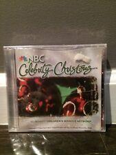 NBC Celebrity Christmas (CD, 2000, EMI-Capitol) Var. Artists UPC#076160040026