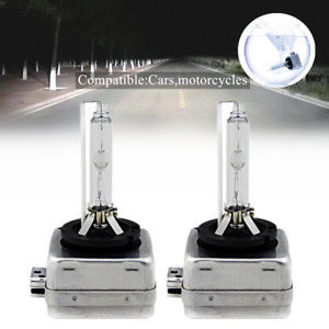 2×Latest Pair D1S 85410WX 6000K XENON Bulb Lamp HID Headlight Fit For BMW AUDI