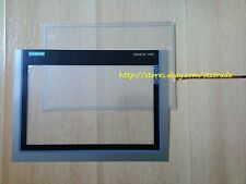 New Siemens SIMATIC HMI 6AV2124-0MC01-0AX0 TP1200 touch glass & protective film