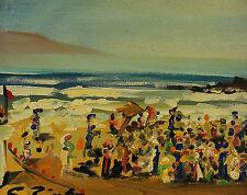Silvio PINTO 1918 - 1997 - An uno Strand