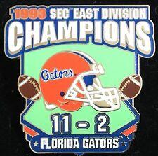 UNIVERSITY OF FLORIDA  GATORS 1993 SEC EAST CHAMPIONS WILLABEE & WARD PIN