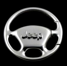 AUTO CAR wheel Keyring Keychain Key Chain Ring Keyring For Jeep + Box Gift