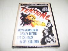 TENSIONE DVD JOHN BARRY GOLEM VIDEO NUOVO IMBALLATO RARO!!!