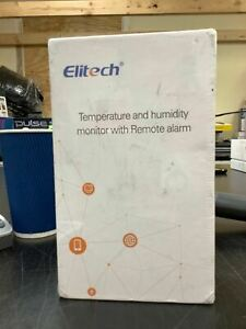 Elitech RCW-800 wifi Temperature and Humidity Wirelesss  Data Logger