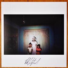 """SIGNED - PETER VAN AGTMAEL 2008 AFGHANISTAN BRIDE 6"""" x 6"""" MAGNUM ARCHIVAL PRINT"""