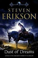Dust of Dreams by Erikson, Steven