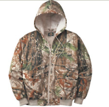 Cabela's Men's Insulated Bowhunter Silent Zonz Woodlands Hunting Jacket SIZE: SM