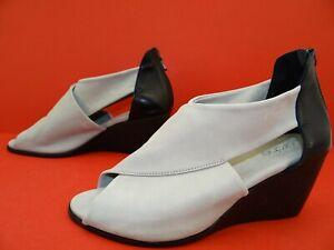 Arche Egwane Sandalen Keil Sandaletten Sommer Damen Schuhe Leder Gr.36 Grau