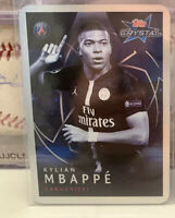 Topps 2018/19 Crystal UCL UEFA Champions Kylian MBAPPE PSG FRANCE SSP Card #116