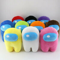 22cm Big Among Us Plush Toys Soft Stress Reliever Funny Cute Plushies Game Doll