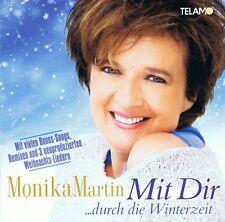 Monika Martin - Mit Dir... Durch Die Winterzeit - 2 CDs NEU