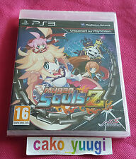 MUGEN SOULS Z PS3 SONY NEUF SOUS BLISTER VERSION FRANCAISE