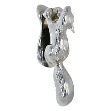 Squirrel Door Knocker - POLISHED CHROME | Premium Quality