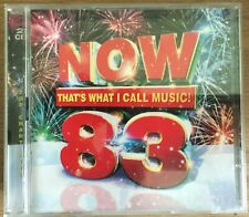 Now 83 CD Now That's What I Call Music 2013 Chart Pop Compilation 2 Discs