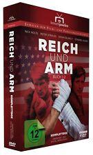 Reich und arm - Komplettbox: Buch/Staffel 1 und 2 (UNGEKÜRZT) 9 DVD NEU + OVP!