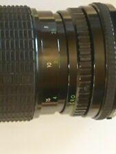 Pentax K mount lenses 2X, sigma 100-200 mm, sigma 28-85mm 3 total
